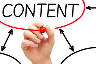 Content marketing as technique of inbound marketing
